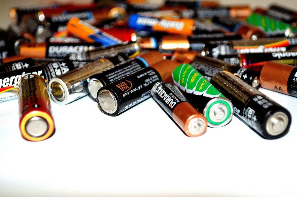 Lever je batterijen in