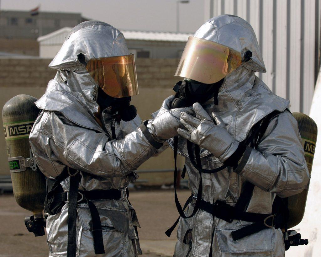 Asbest verwerking