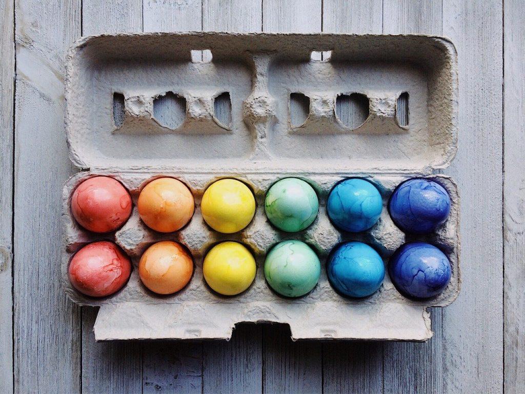 Afvalkalender Pasen en Goede Vrijdag