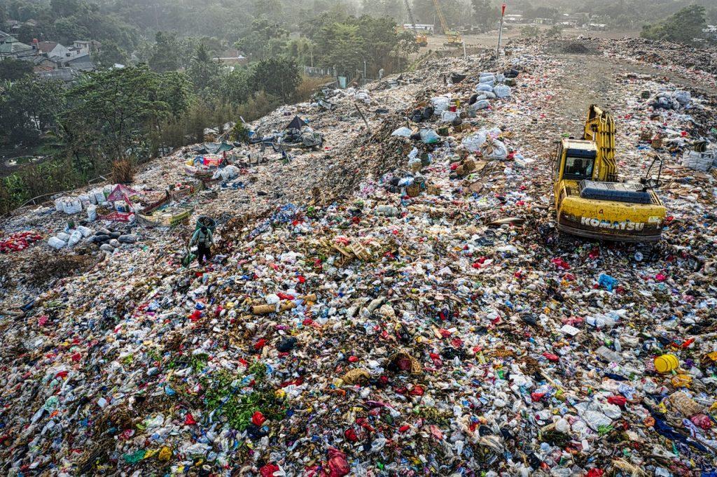 de vuilnisman gemist